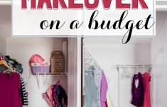 Organizing Small Bedroom On A Budget New Diy Small Bedroom Closet Organization Reveal – Our Home Made