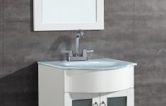 Ove Aspen Vanity Lovely Make A Large Statement In Any Small Bathroom Space With A 24