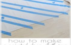 Painted Floor Cloth Instructions Luxury How To Paint A Drop Cloth Rug & My Honest Thoughts The
