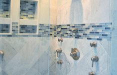 Pictures Of Ceramic Tile Walk In Showers Unique Beautiful Walk In Shower With Gray Ceramic Tile With Aqua