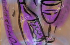 Printed Plastic Pint Glasses Awesome Printed Disposable Plastic Cup Stock Alamy