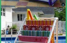 Pvc Pool Float Storage Best Of Pin On Diy