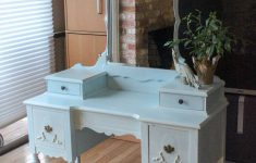 Refinished Antique Furniture For Sale Awesome Antique Makeup Vanity Dressing Table Refinished In Maison