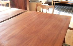 Refinishing Teak Dining Table Inspirational Refinishing The Dining Room Table Deuce Cities Henhouse