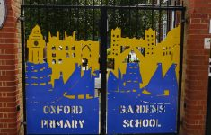 School Gate Design Ideas Lovely School Outdoor Art — Tim Davies Education