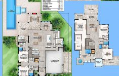 Second Floor House Design Fresh Plan Bw Spacious Upscale Contemporary With Multiple