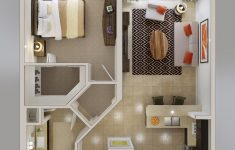 Simple 1 Bedroom House Plans Awesome 1 Bedroom Apartment House Plans