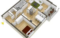 Simple 1 Bedroom House Plans New 40 More 1 Bedroom Home Floor Plans