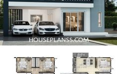 Simple Model House Design Lovely House Plans Idea 10x10 With 4 Bedrooms