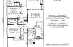 Simple One Room House Plans Lovely 1695 0302 Square Feet Narrow Lot House Plan