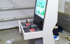 Small Arcade Cabinet Plans Awesome Diy Arcade Cabinet Discussion
