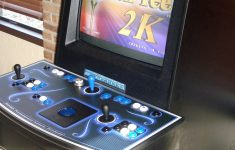 Small Arcade Cabinet Plans Beautiful How To Build Your Own Arcade Machine Todd Moore