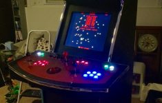 Small Arcade Cabinet Plans Elegant The Transmogrifier A Raspberry Pi Based Arcade Cabinet