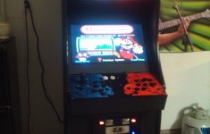 Small Arcade Cabinet Plans Lovely Diy Home Arcade Machine 9 Steps With