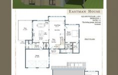 Small House Plans With Basements Unique Eastman House