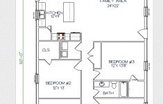 Small Pole Barn House Plans Fresh 35x60 Floor Plan