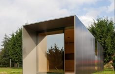 Small Prefab House Plans Unique Mima Light Is A Prefabricated House On A Near Invisible Base