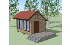 Small Solar House Plans Awesome Tiny Solar Saltbox Cover