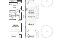 Small Solar House Plans New Passive Solar Long Build Gh In Front