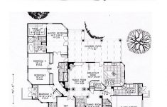 Small Southwestern House Plans Unique Santa Fe Southwest House Plan With 4 Beds 4 Baths 2