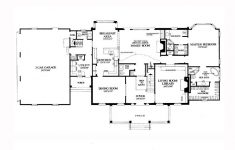 Southern Living One Story House Plans Fresh Southern Style House Plan Number With 5 Bed 7 Bath 3
