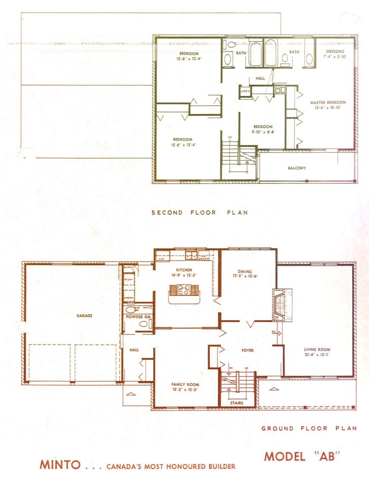 Split Level Floor Plans 1960s 2020
