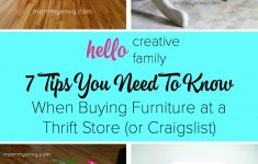 Stores That Buy Antique Furniture Inspirational Buying Furniture At A Thrift Store Or Craigslist 7 Tips