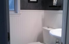 The Wizard Of Odz Awesome Classic Powder Bath With Venetian Plaster Walls Wizard Of