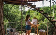 Treetop Cabins Texas Awesome Mune With Nature At These Treehouses In The Texas Hill