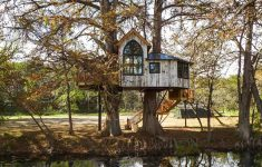 Treetop Cabins Texas Fresh Treehouse Utopia Texas Hill Country Retreat — Nelson Treehouse