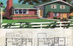 Tri Level Home Plans Designs Best Of 1960