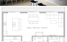 Two Bedroom Home Design Lovely Two Bedroom House Plan