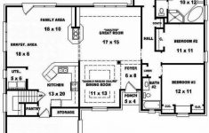 Two Bedroom House Plans With Garage Inspirational Brilliant 2 Bed Bath House Plan Bedroom With Garage Modern