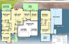 Ultra Contemporary Home Plans Luxury Modern House Plans Architectural Designs House Plan