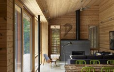 Ultra Modern House Interior Designs New Ultra Modern Cabin Blends Rustic Warmth With Modern