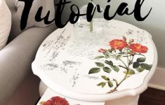 Used Furniture Florence Sc Lovely Iod Transfer And Decor Stamps Tutorial