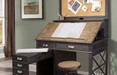 Used Office Furniture Baton Rouge La Best Of Two Tone Urban Architects Drafting Desk Lincoln Park