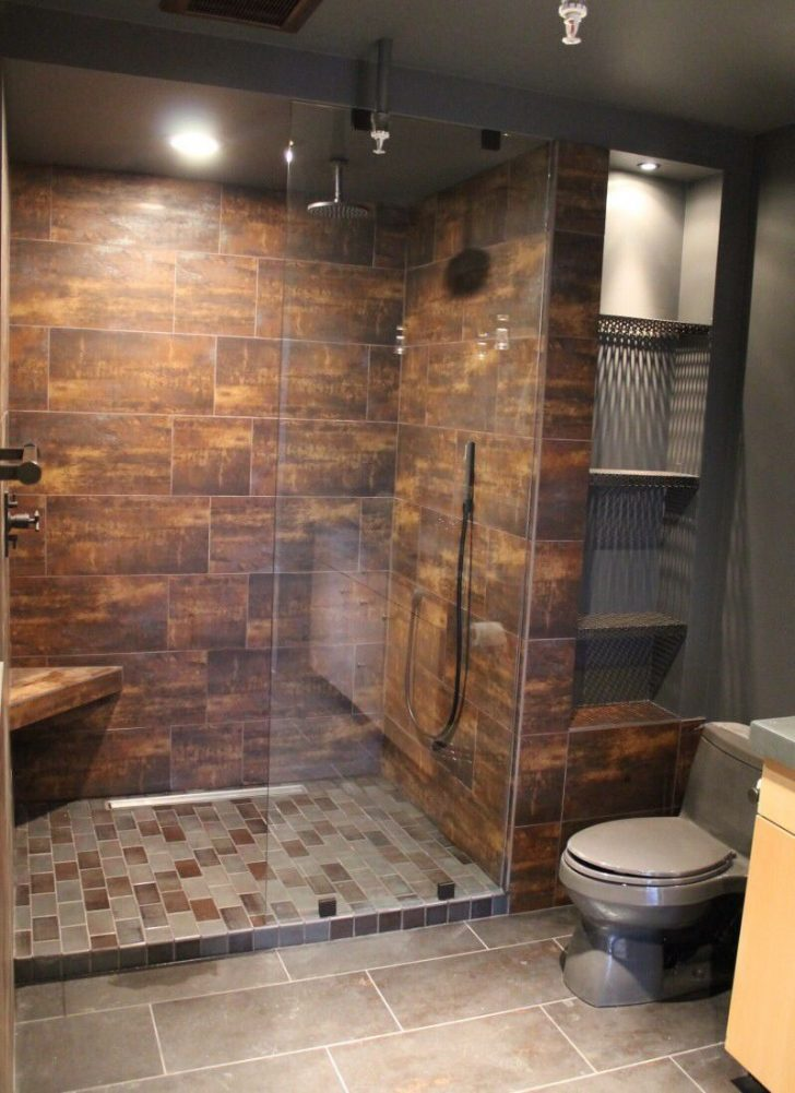 Walk Through Shower Designs 2020