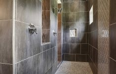 Walk Through Shower Designs Lovely Walk Thru Shower Bathroom Ideas & S