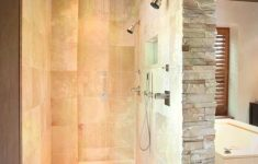 Walk Through Shower Designs New Bathroom Rain Shower Ideas Design 4 · Walk Through