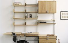 Wall Mounted Desk Canada Best Of 10 Easy Pieces Wall Mounted Shelving Systems Remodelista
