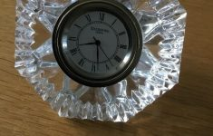 Waterford Crystal Clock Battery Beautiful Waterford Crystal Clock In Takeley Hertfordshire