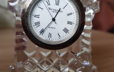 Waterford Crystal Clock Battery New Miniature Waterford Crystal Clock