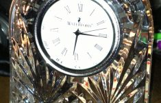 Waterford Crystal Clocks For Sale Lovely Waterford Crystal Clocks Waterford Clock