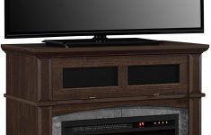 """Well Universal Electric Media Fireplace Inspirational Ameriwood Home Thompson Place Media Fireplace For Tvs Up To 37"""" Cherry"""