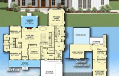Where Can I Find House Plans Beautiful Plan La Modern Farmhouse Plan With Upstairs Options