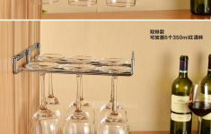 Wine Glass Racks Hanging Australia New 2020 Modern Wine Cup Holder Wine Glasses Hanging Wine Cup Glass Rack Wall Suction Hanap Rack Stainless Steel Wine Drinking Glasses From Tinali1989