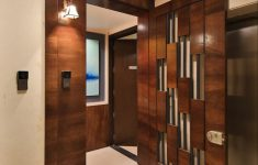 Wooden Safety Door Designs For Homes Awesome Designer Safety Door By Aarayishh Modern Wood Wood Effect