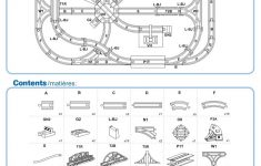 Wooden Train Set Instructions Best Of Wooden Railways Direct Track Layouts And Instructions