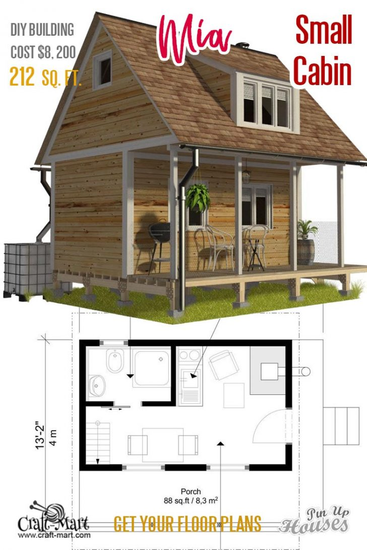 1 Bedroom House Plans with Loft 2020